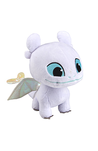 How to Train Your Dragon Light Fury Cutie Plush