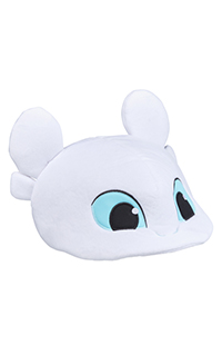 How to Train Your Dragon Light Fury Novelty Hat