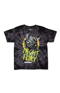 How to Train Your Dragon Night Fury Youth T-Shirt