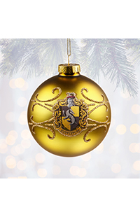 Hufflepuff™ Ball Ornament
