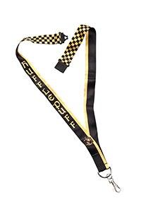Hufflepuff™ Checkered Lanyard