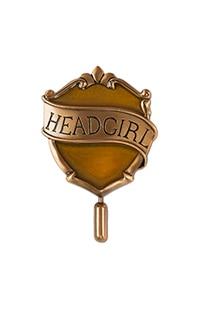 Hufflepuff™ Head Girl Pin