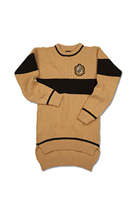 Hufflepuff™ Quidditch™ Adult Sweater