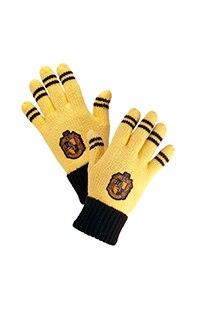 Hufflepuff™ Striped Gloves