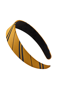 Hufflepuff™ Striped Headband
