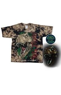 Jurassic Park Glow-In-The-Dark Youth T-Shirt