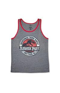 "Jurassic Park ""Inaugural Park Guest"" Adult Tank"