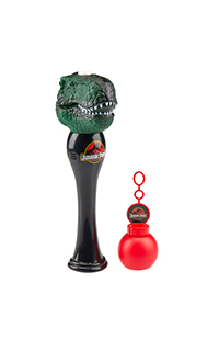 Jurassic Park T. Rex Bubble Wand