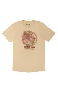 Jurassic Park Universal Studios Adult T-Shirt