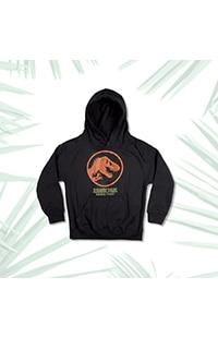 Jurassic Park Youth Hooded Sweatshirt