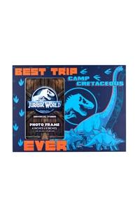 "Jurassic World Camp Cretaceous ""Best Trip Ever"" Photo Frame"