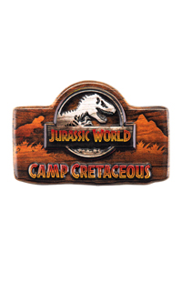 Jurassic World Camp Cretaceous Pin