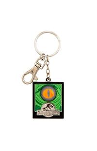 Jurassic World Dinosaur Eye Keychain