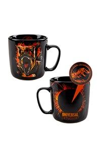 Jurassic World Heat Reactive Mug