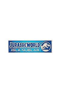 """Jurassic World """"Isla Nublar"""" Pin"""