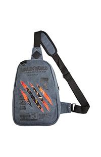 Jurassic World Sling Backpack
