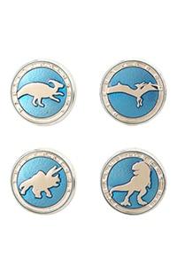 Jurassic World T-Rex ID Pin Set