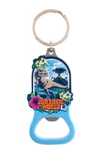 Jurassic World Tropical Keychain Bottle Opener