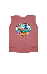 Jurassic World Tropical Ladies T-Shirt