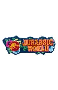 Jurassic World Tropical Pin