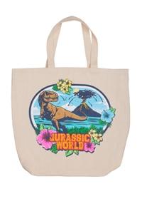Jurassic World Tropical Tote Bag