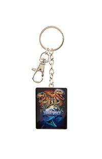 Jurassic World Universal Studios Keychain