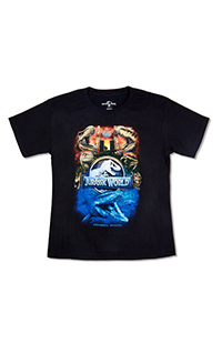 Jurassic World Universal Studios Youth T-Shirt