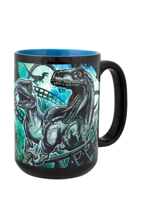 Jurassic World VelociCoaster Mug