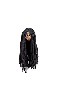 Knight Bus™ Talking Shrunken Head
