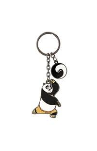 Kung Fu Panda Yin & Yang Charm Keychain