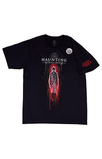 Halloween Horror Nights The Haunting of Hill House Adult T-Shirt