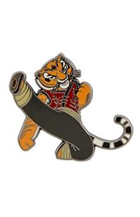 Master Tigress Pin