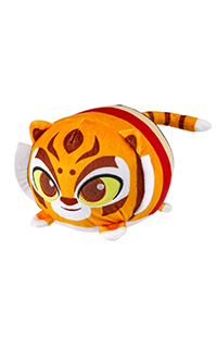 Master Tigress Snuggles Plush