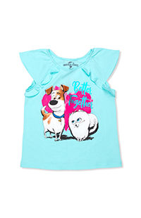"Max & Gidget ""Better Together"" Youth T-Shirt"