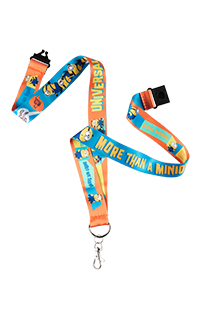 "Minions ""More Than a Minion"" Lanyard"