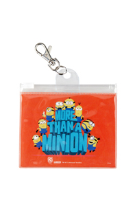 "Minions ""More Than a Minion"" Lanyard Pouch"