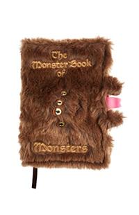 Monster Book of Monsters Journal