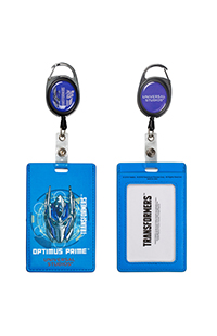 Optimus Prime® Retractable Badge Reel