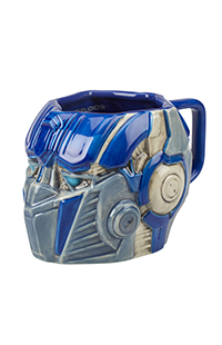 Optimus Prime® Sculpted Head Mug