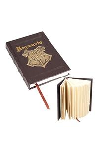 Hogwarts Metal Crest Journal
