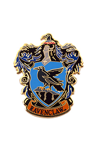Ravenclaw Crest Pin