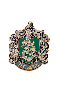 Slytherin Crest Pin