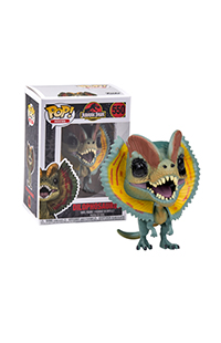 Pop!® Vinyl Figure: Jurassic Park - Dilophosaurus