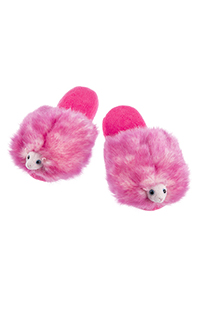 Pygmy Puff Adult Slippers