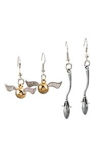 Quidditch™ Earring Set