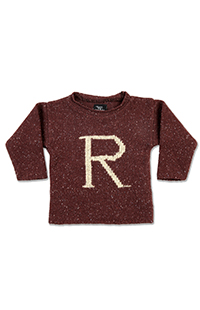 R For Ron Toddler Sweater