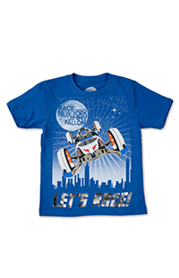 Race Through New York Let's Race Youth T-Shirt