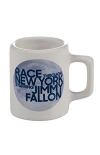 Race Through New York Miniature Shot Glass