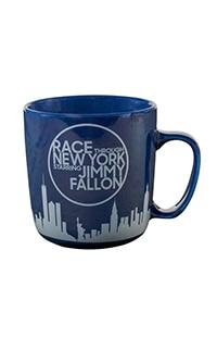 Race Through New York Mug