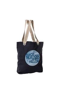 Race Through New York Tote Bag